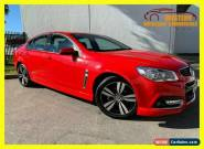 2015 Holden Commodore VF SV6 Storm Sedan 4dr Spts Auto 6sp 3.6i [MY15] Red A for Sale